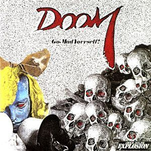 Doom - Go Mad Yourself! 7inch EXP HM 101017