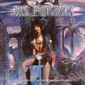 Jag Panzer - Decade of the Nail-Spiked Bat 2CD CMR 8125-2