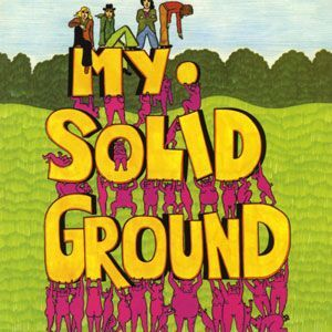 My Solid Ground - My Solid Ground CD CMP608-2