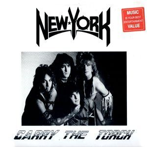 New York - Carry The Torch LP