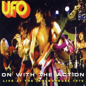 UFO - On With The Action CD ZCRCD1