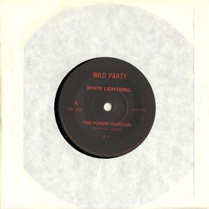 White Lightning - This Poison Fountain 7-Inch PP 1000