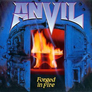 Anvil - Forged in Fire CD ATM-1170