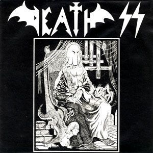 Death SS - Evil Metal 7-Inch ME001