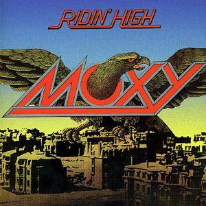 Moxy - Ridin' High CD