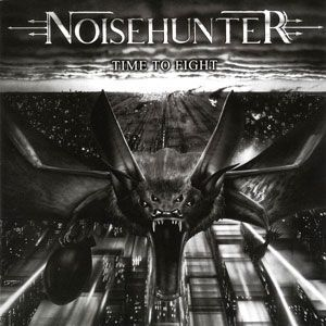 Noisehunter - Time to Fight CD KR 012