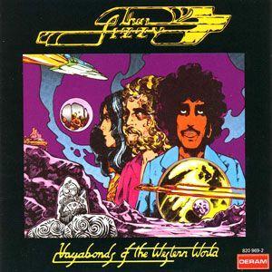 Thin Lizzy - Vagabonds of the Western World CD 820 969-2