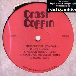 Crash Coffin - Crash Coffin CD RRCD169