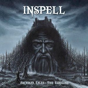 Inspell - Arcadian Tales The Egregore CD.