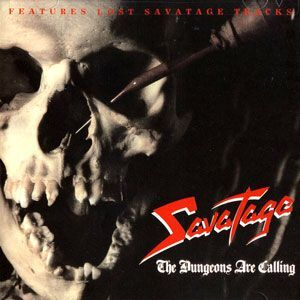 Savatage - The Dungeons Are Calling CD MB 140752