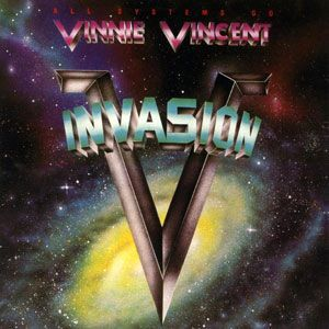 Vinnie Vincent Invasion - All Systems Go CD ZCRCD68