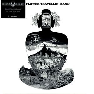 Flower Travellin' Band - Satori LP Ash 3002LP