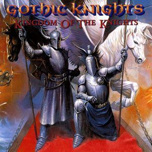 Gothic Knights - Kingdom of the Knights CD Steel 63010