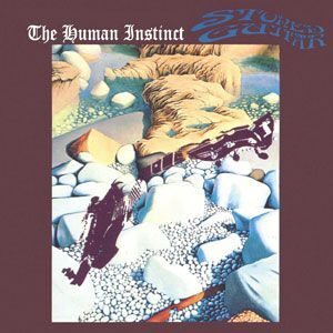 Human Instinct - Stoned Guitar CD