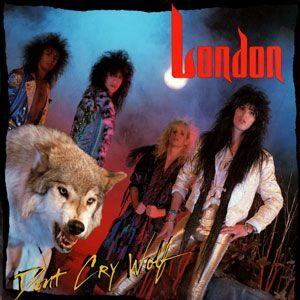 London - Don't Cry Wolf LP