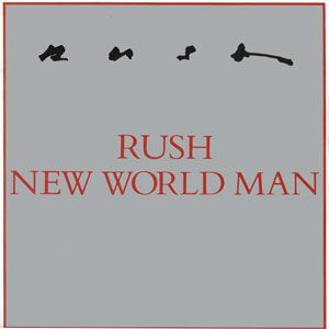 Rush - New World Man EP Rush 812