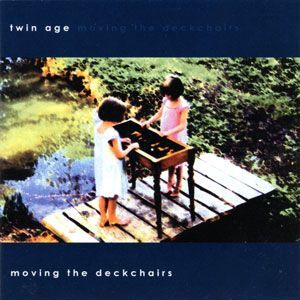 Twin Age - Moving the Deckchairs CD RHCD31