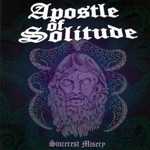 Apostle of Solitude - Sincerest Misery CD EYE 005
