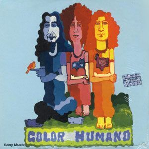 Color Humano - 2 CD 2-493907