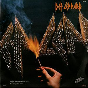 Def Leppard - Bringin on the Heartbreak EP MIX 3069