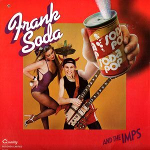 Soda, Frank - Frank Soda and the Imps LP SV-2065