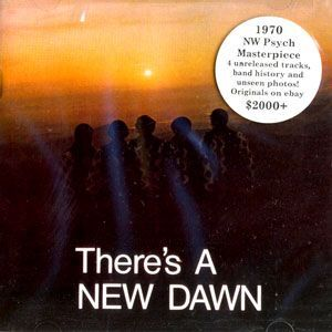 New Dawn - There's A New Dawn CD