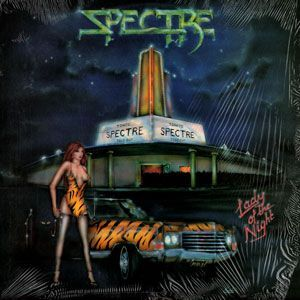 Spectre - Lady of the Night LP 1130
