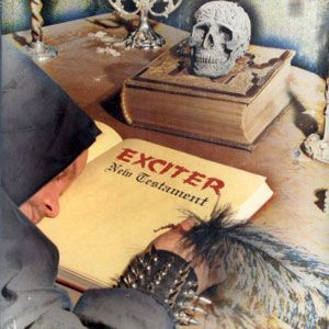 Exciter - New Testament CD OPCD2156