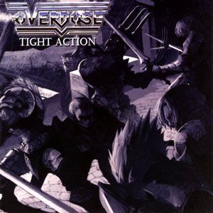 Overdose - Tight Action CD CultMetal40