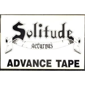 Solitude Aeturnus - Into the Depths of Sorrow Advance Tape