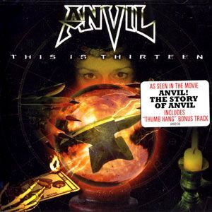 Anvil - This is Thirteen CD VH00136