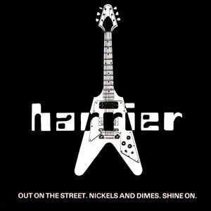 Harrier - Out in the Street EP Harr1T