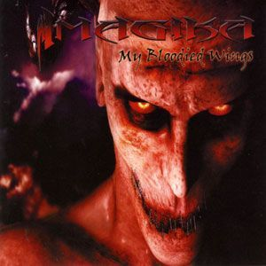 Imagika - My Bloodied Wings CD SR-0072