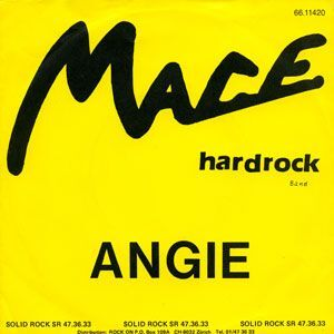 Mace - Angie / Tigers on the Stage 7inch SR 47-36-33