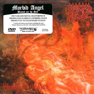 Morbid Angel - Blessed are the Sick CD/DVD