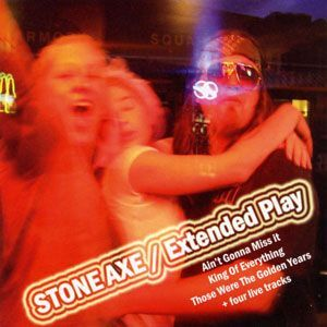 Stone Axe - Extended Play CD RXR005