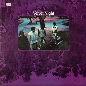 Velvet Night - Velvet Night LP D 30-210